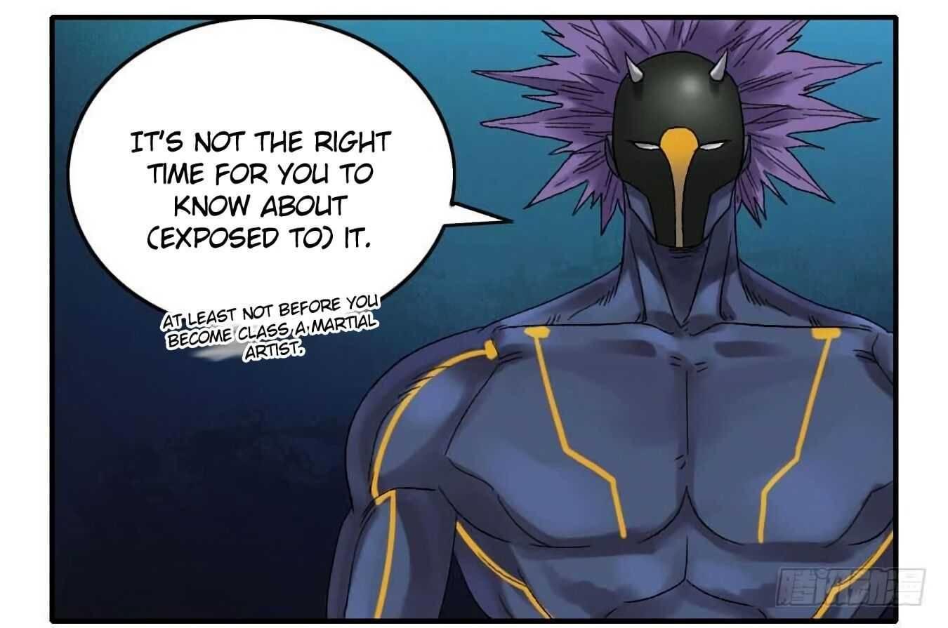 Martial Legacy Chapter 124.5 page 34 - Mangakakalots.com
