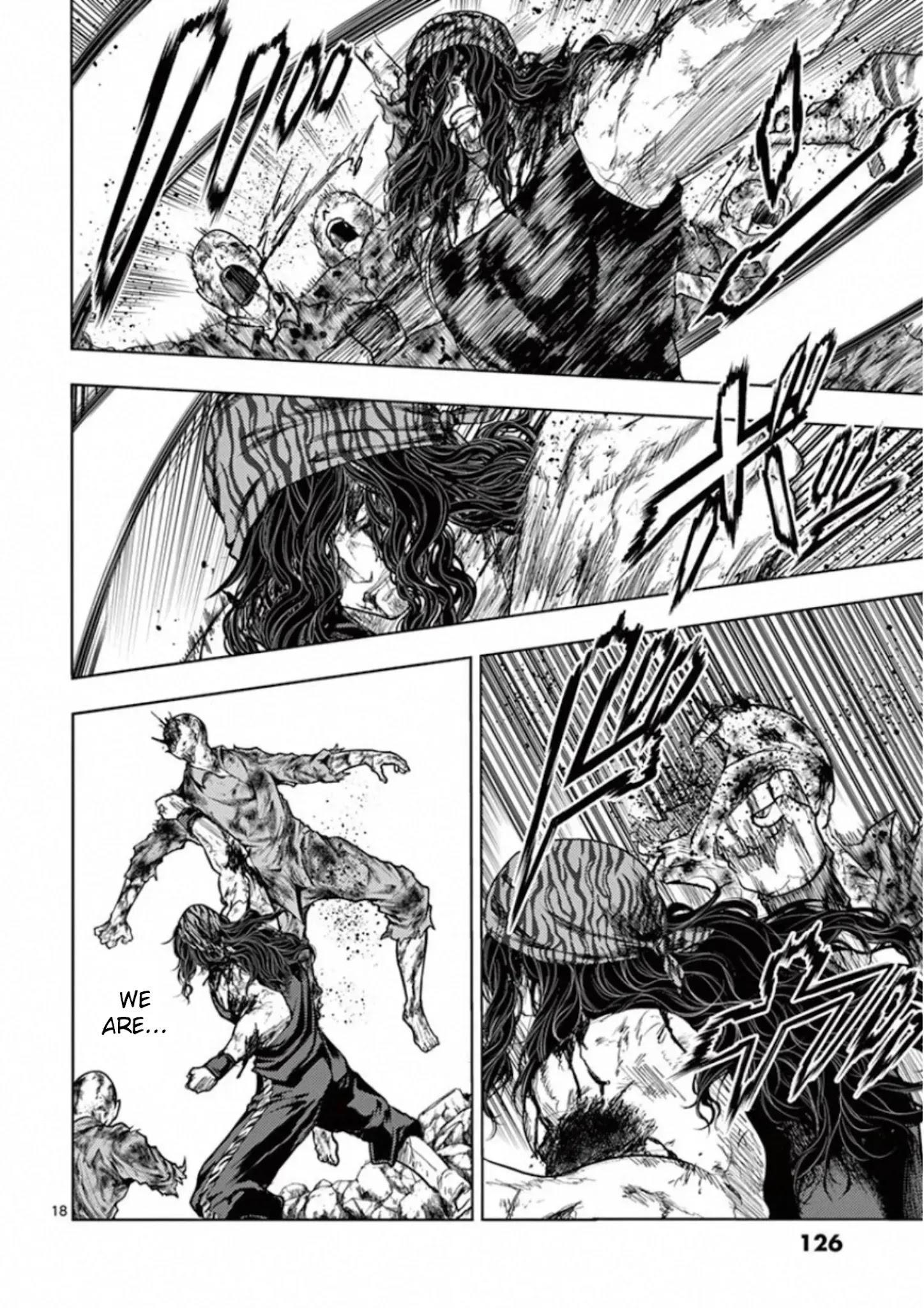 Deatte 5 Byou De Battle Chapter 139: The Strongest Man page 16 - Mangakakalots.com