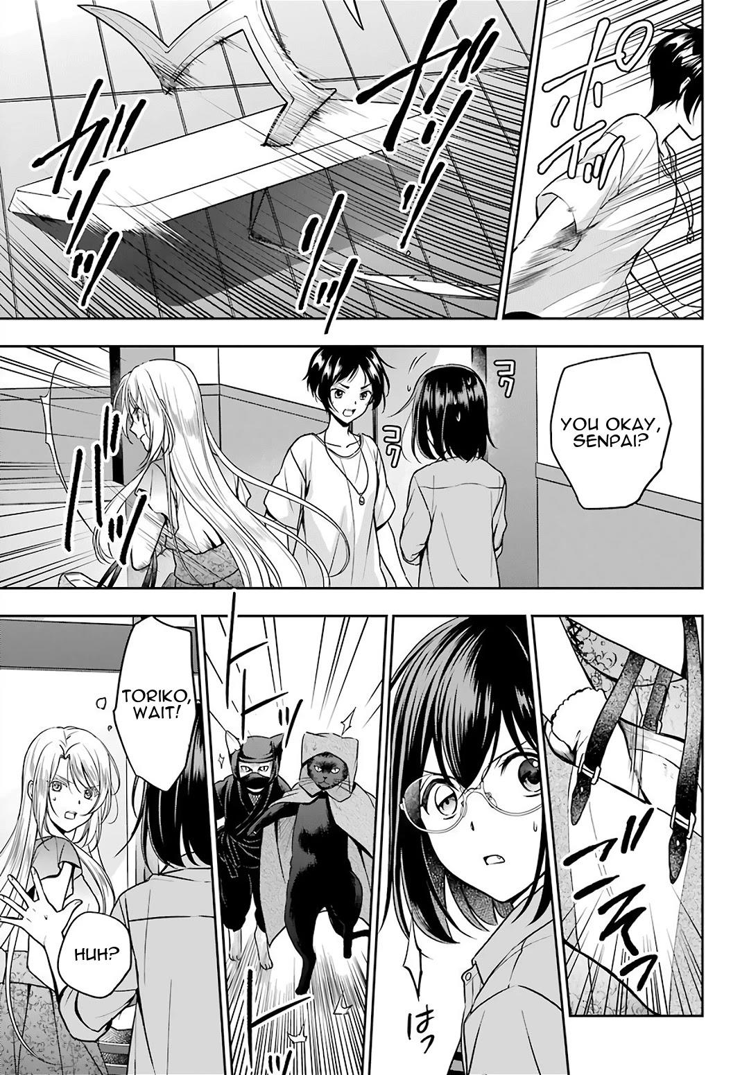 Urasekai Picnic Chapter 40: Attack Of The Ninja Cats Iv page 5 - Mangakakalots.com