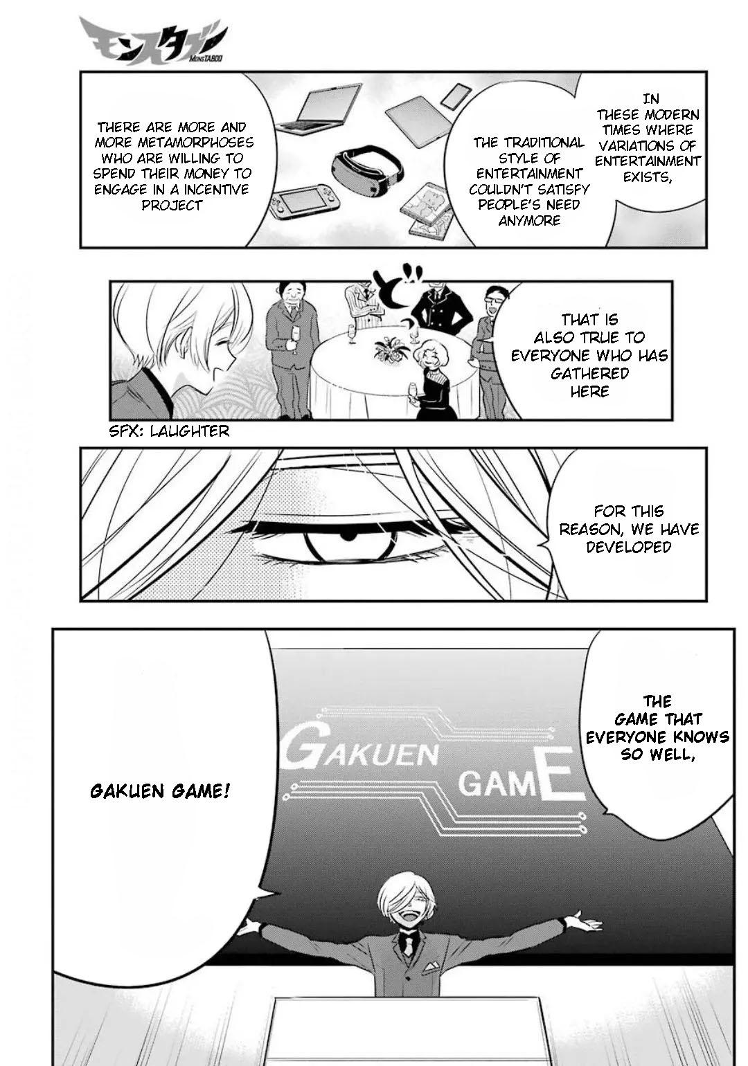 Monstaboo Chapter 13: The Youth And His Secret Business page 14 - Mangakakalots.com