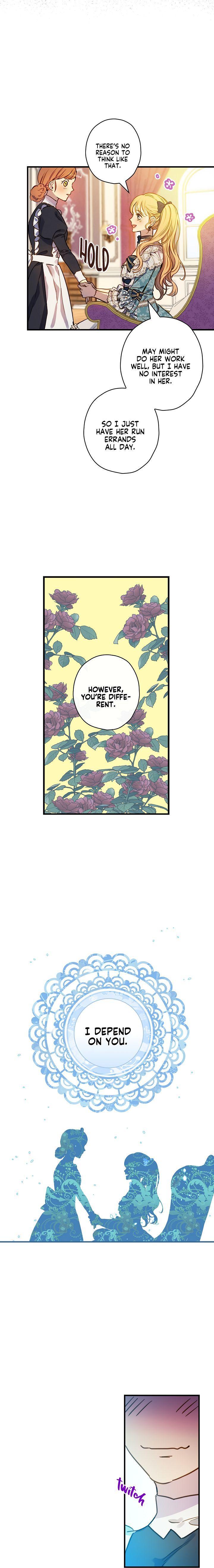 Shadow Queen Chapter 33 page 15 - Mangakakalots.com