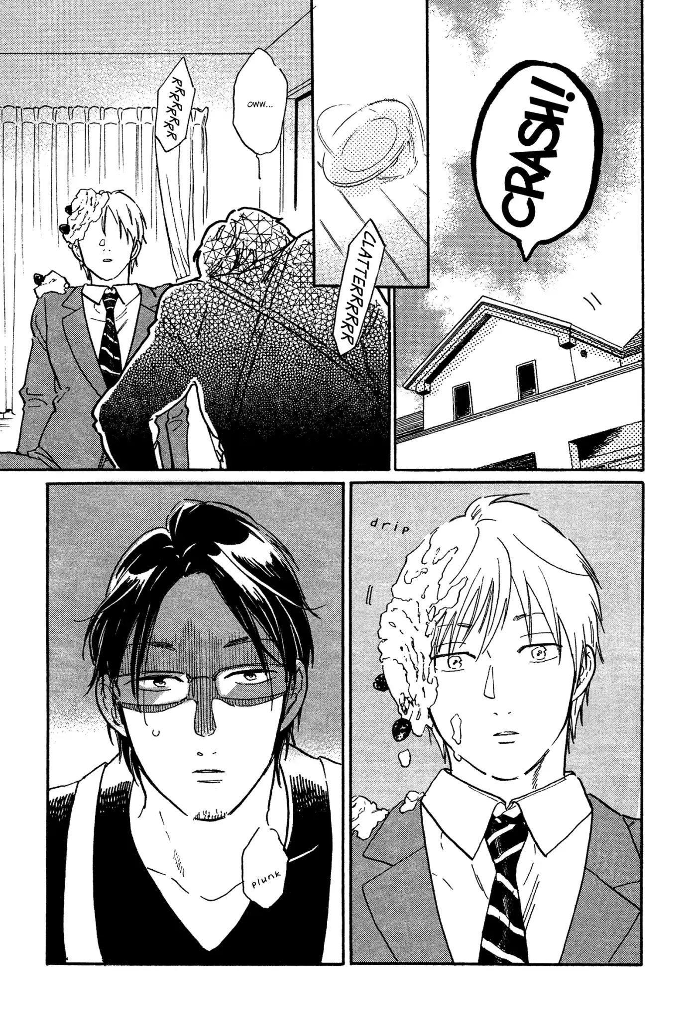 Stay Gold (Hideyoshico) Vol.2 Chapter 17 page 16 - Mangakakalots.com