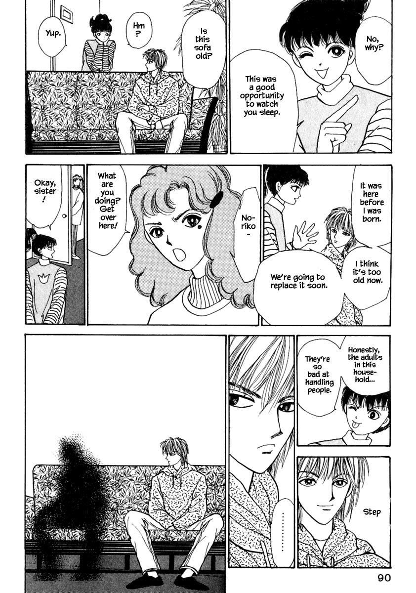 Shi To Kanojo To Boku Chapter 11.1 page 24 - Mangakakalots.com