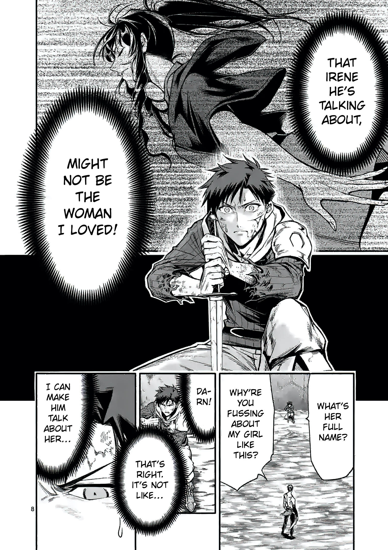 After Being Reborn, I Became The Strongest To Save Everyone Chapter 15 page 9 - Mangakakalots.com