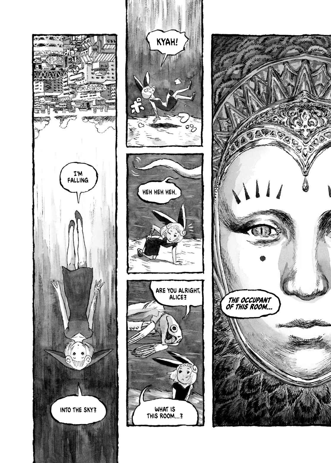 Bibliomania Chapter 3: The Bird Of Room 413 And The Hero Of Room 385 page 4 - Mangakakalots.com