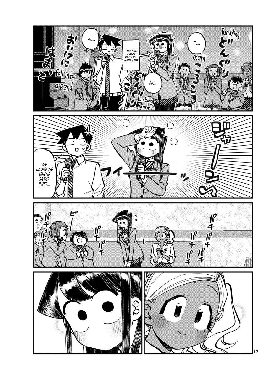 Komi-San Wa Komyushou Desu Chapter 237: The After Afterparty page 6 - Mangakakalot