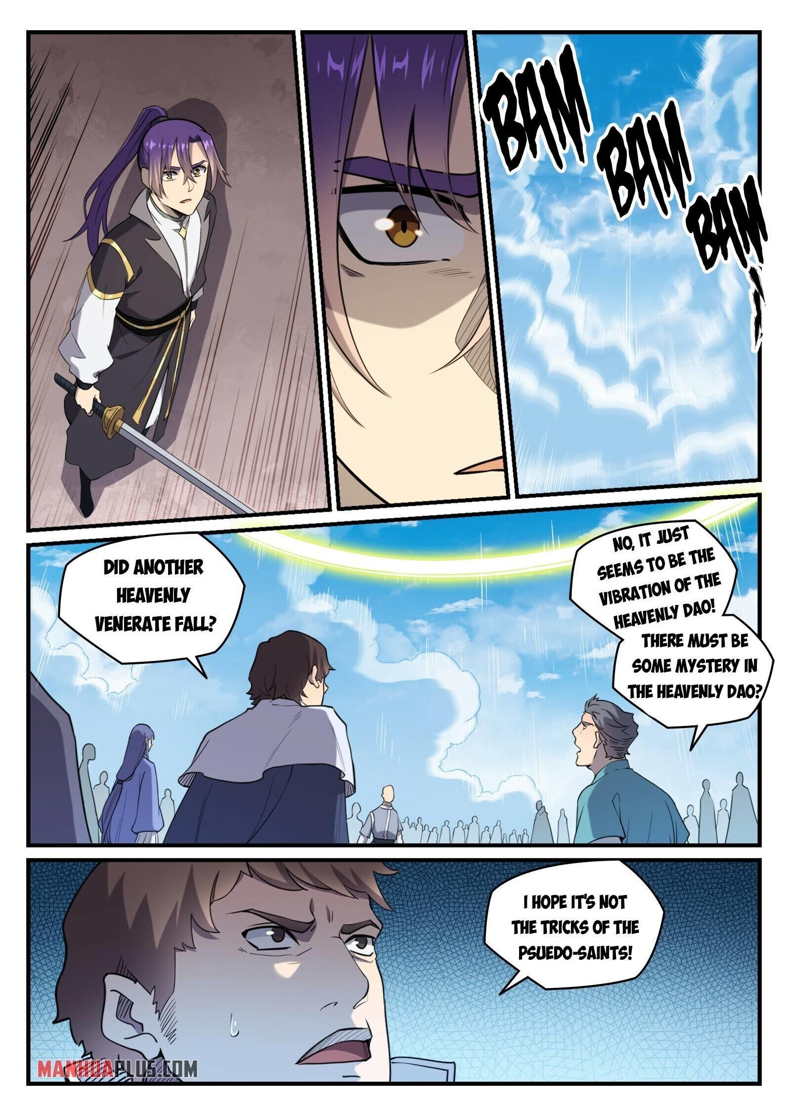 Apotheosis Chapter 802 page 12 - Mangakakalots.com