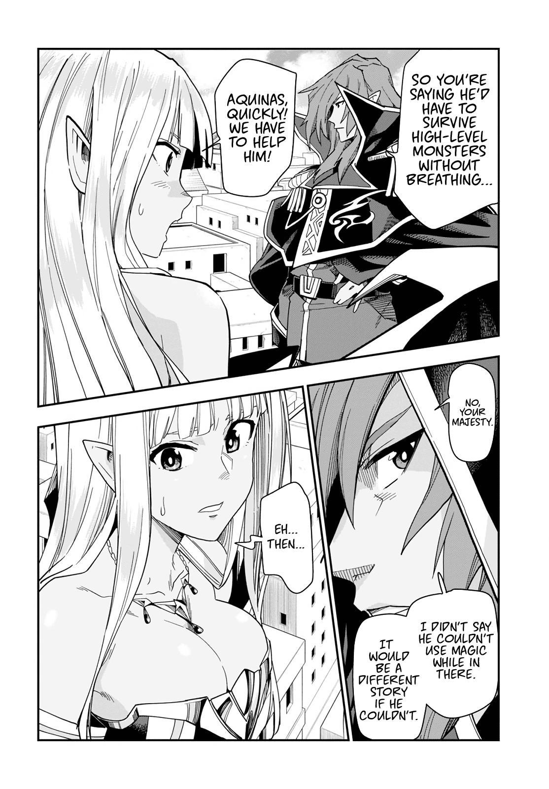 Konjiki No Moji Tsukai - Yuusha Yonin Ni Makikomareta Unique Cheat Chapter 67: Glimpse Of A Hero, Part 2 page 28 - Mangakakalots.com