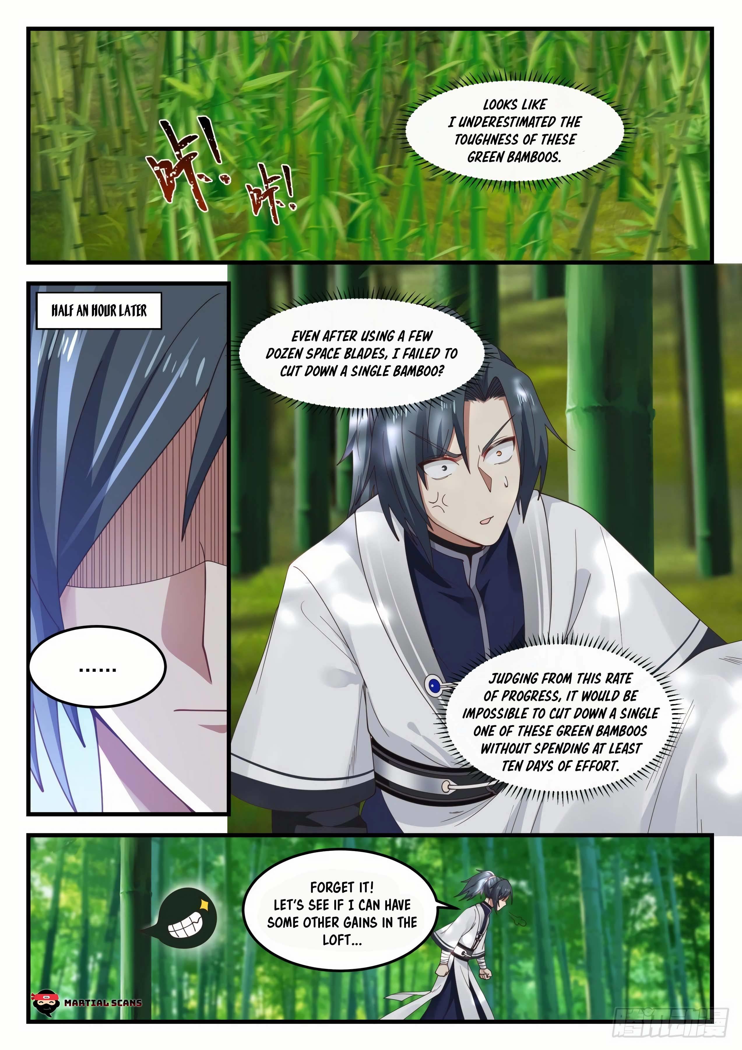 Martial Peak Chapter 1149 page 12 - Mangakakalots.com