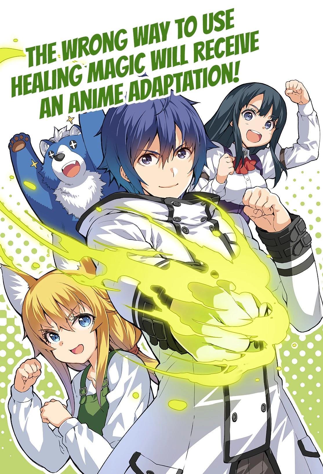 The Wrong Way To Use Healing Magic Chapter 43 page 38 - Mangakakalot