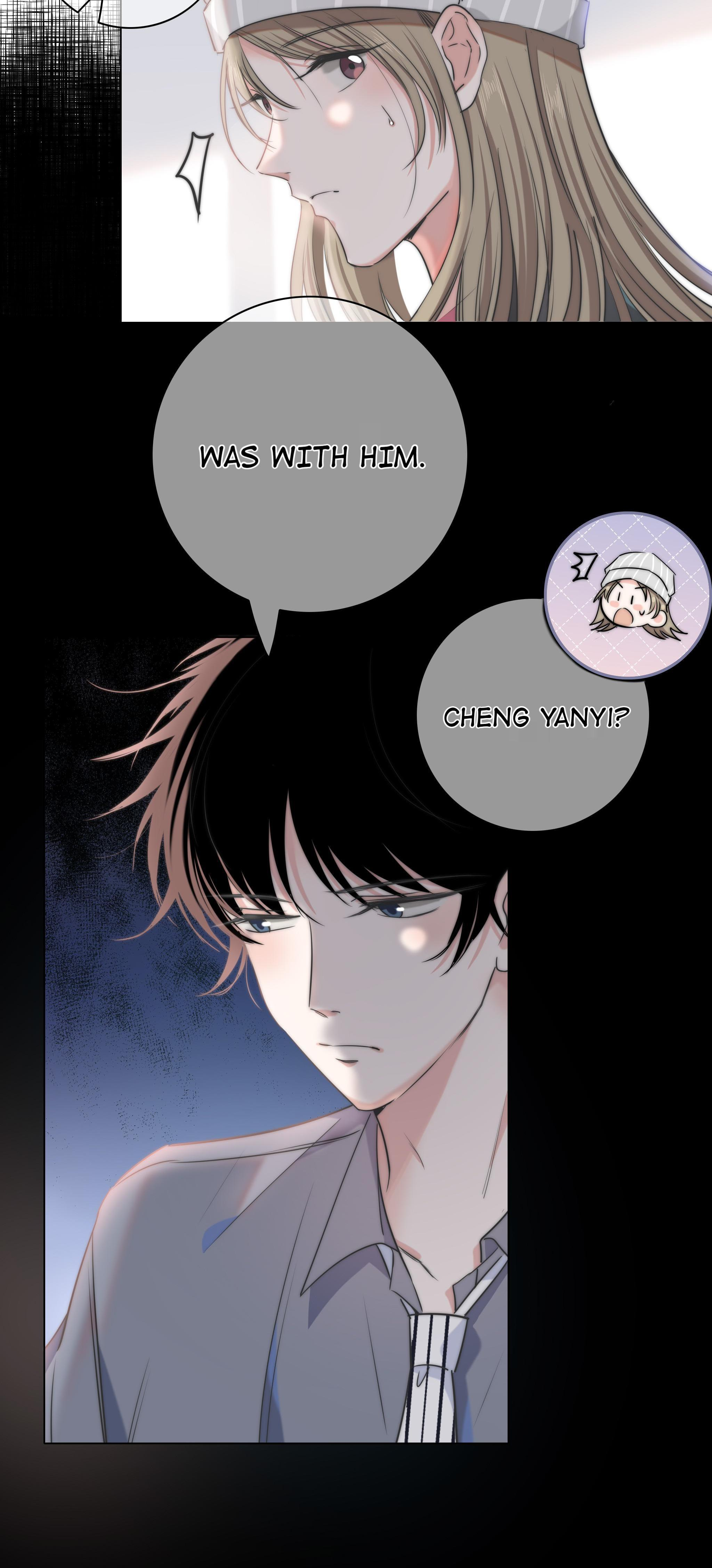 Touch Your World Chapter 36: Just Friends? page 8 - Mangakakalots.com