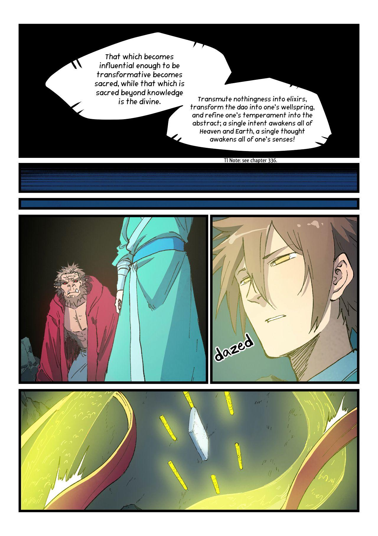 Star Martial God Technique Chapter 422 page 7 - Mangakakalots.com