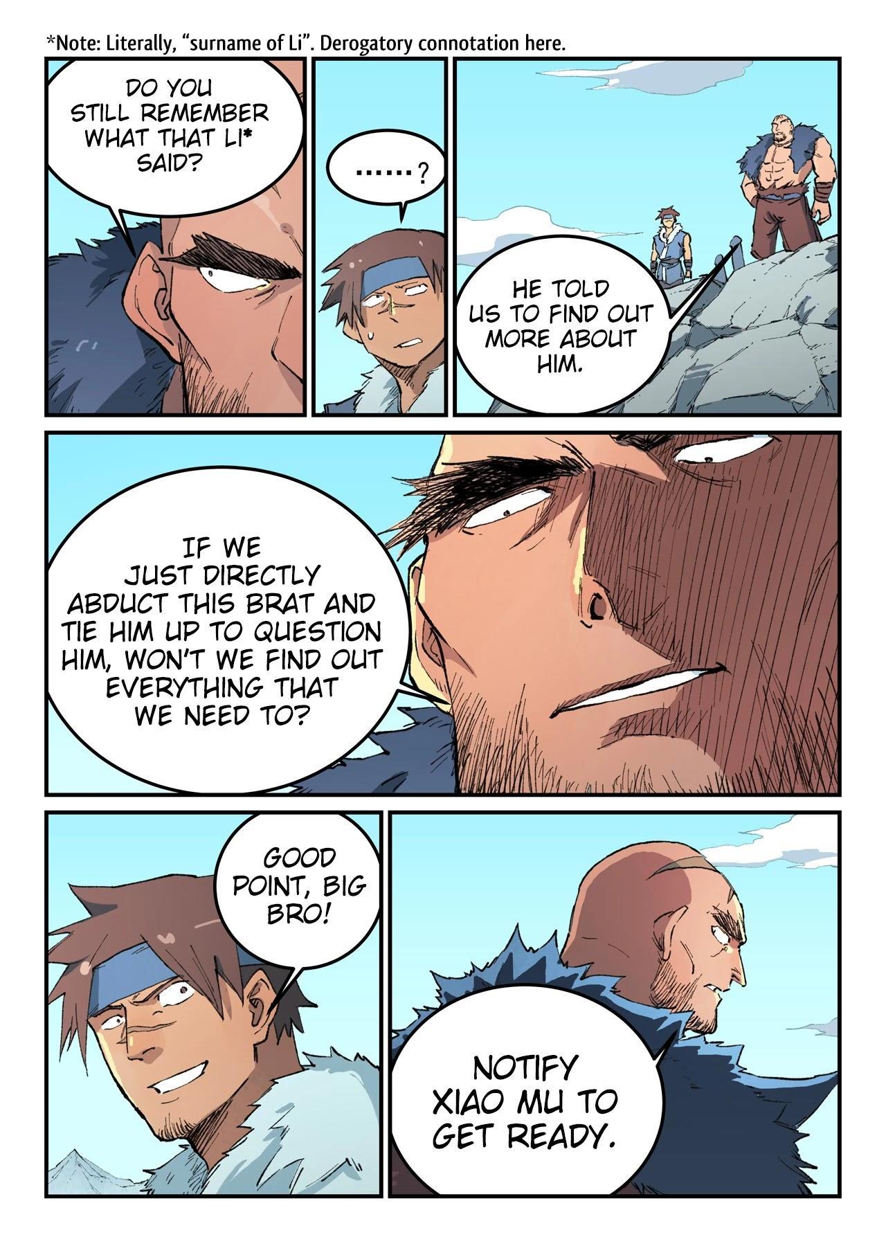 Star Martial God Technique Chapter 456 page 6 - Mangakakalots.com