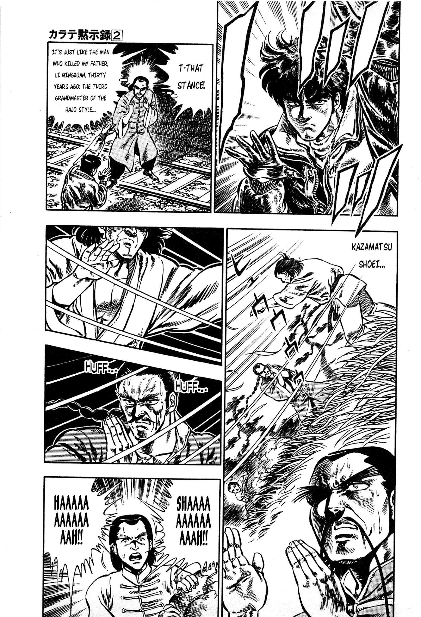 Karate Apocalypse Chapter 9: Premeditated Murder page 6 - Mangakakalots.com