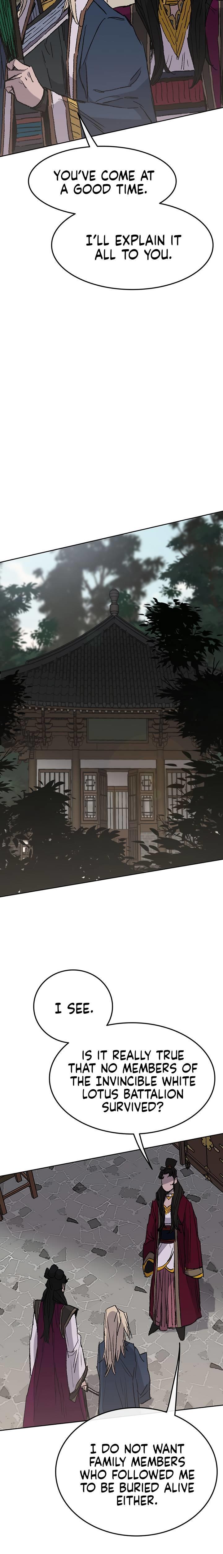 The Undefeatable Swordsman Chapter 75 page 27 - Mangakakalots.com