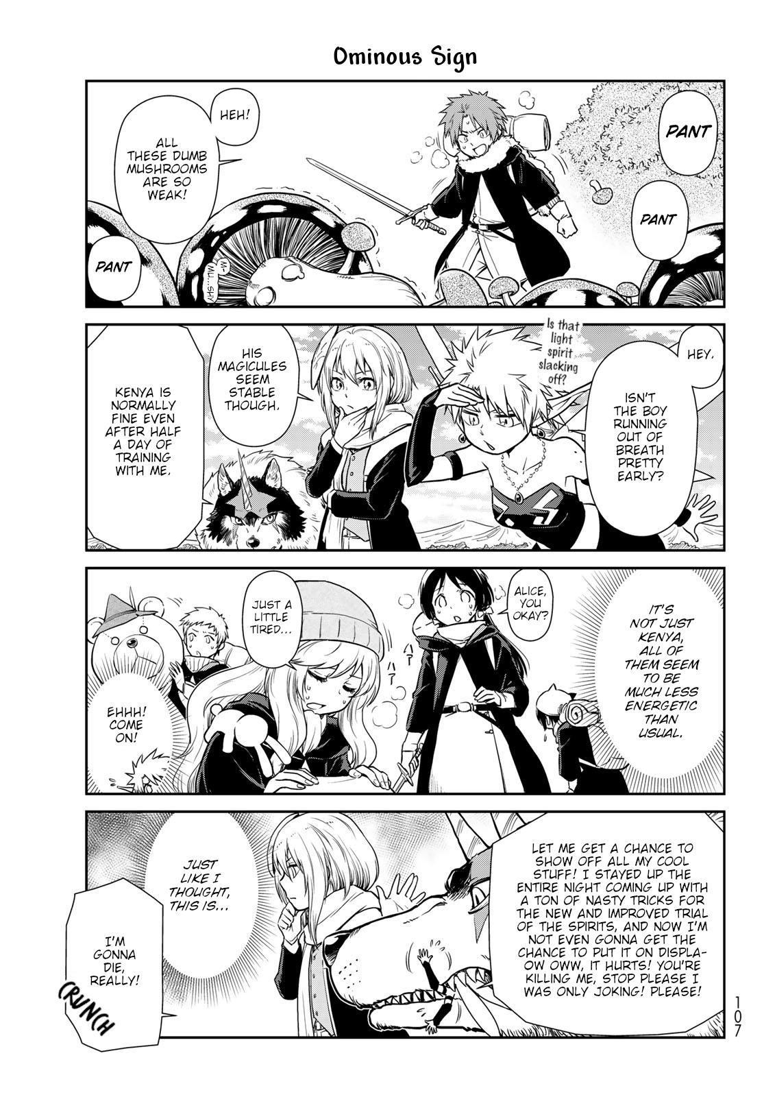 Tensura Nikki Tensei Shitara Slime Datta Ken Chapter 45 page 5 - Mangakakalot
