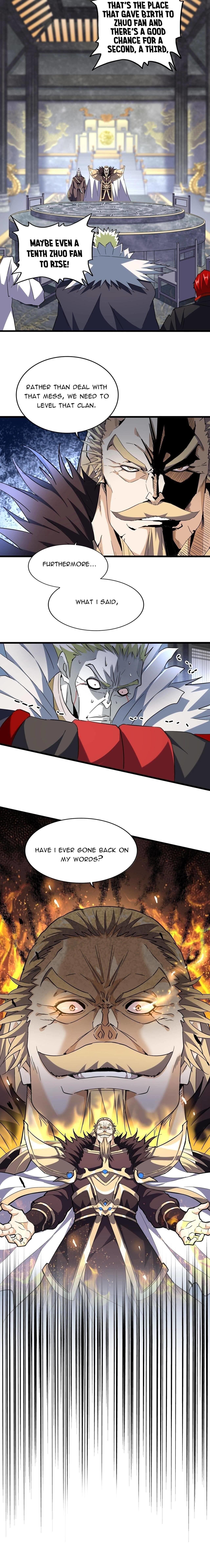 Magic Emperor Chapter 220 page 8 - Mangakakalot