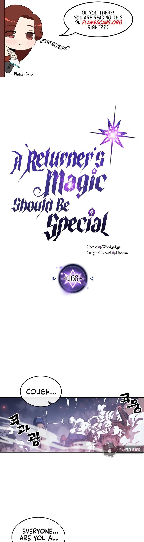 A Returner's Magic Should Be Special Chapter 166 page 2 - Mangakakalots.com