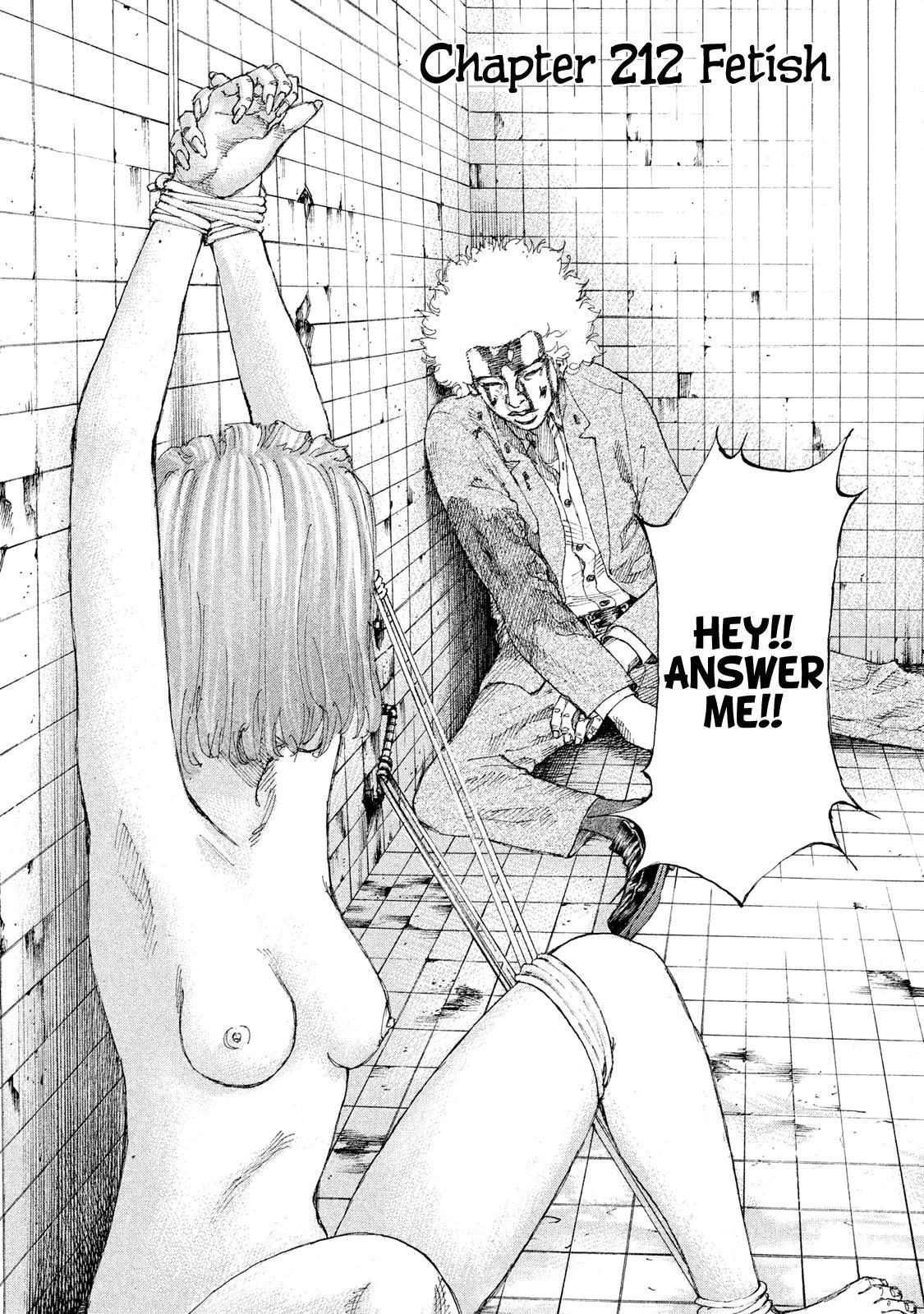 Shinjuku Swan Chapter 212: Fetish page 3 - Mangakakalots.com