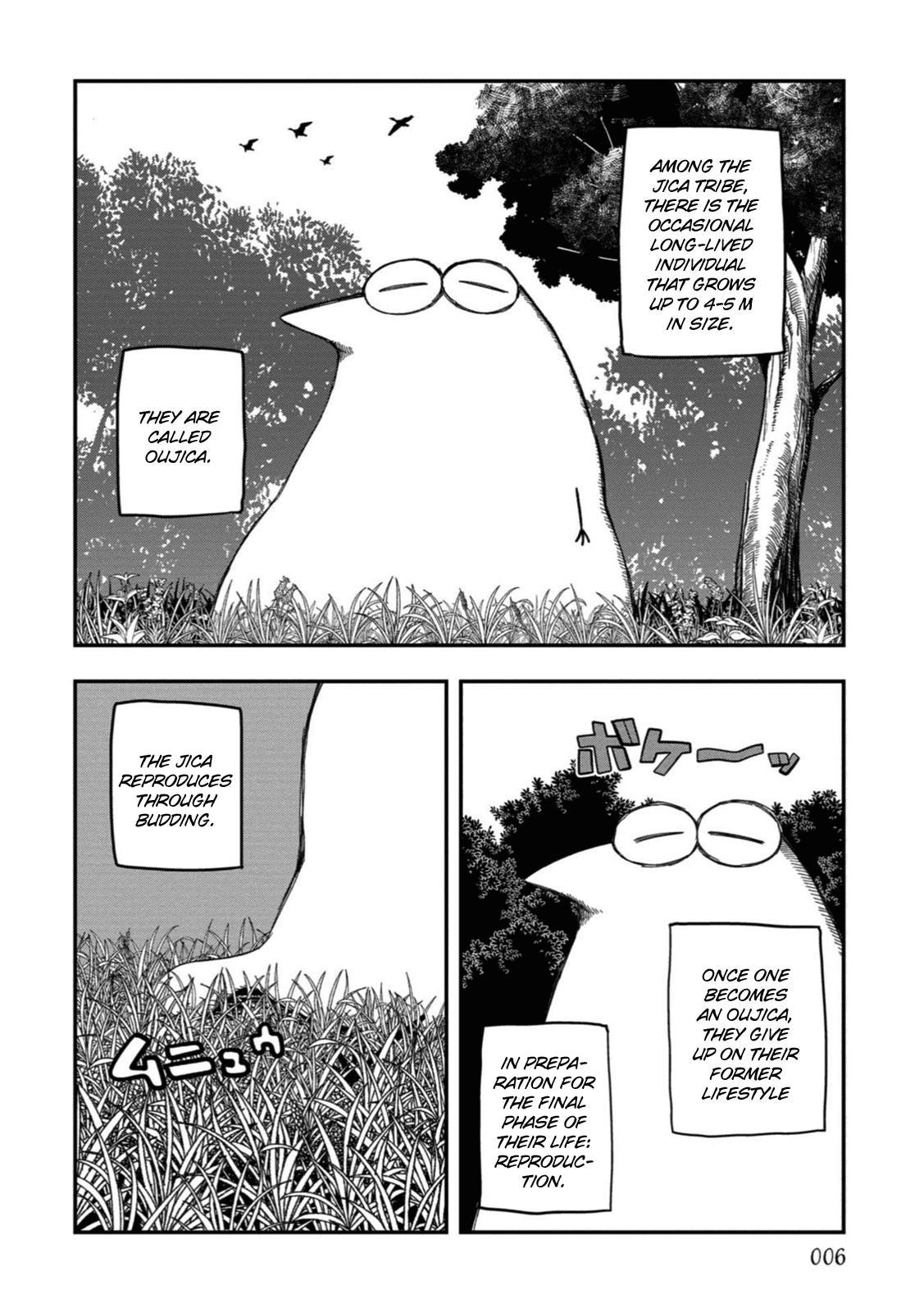 Rojica To Rakkasei Chapter 18: The Jica Tribe page 2 - Mangakakalots.com
