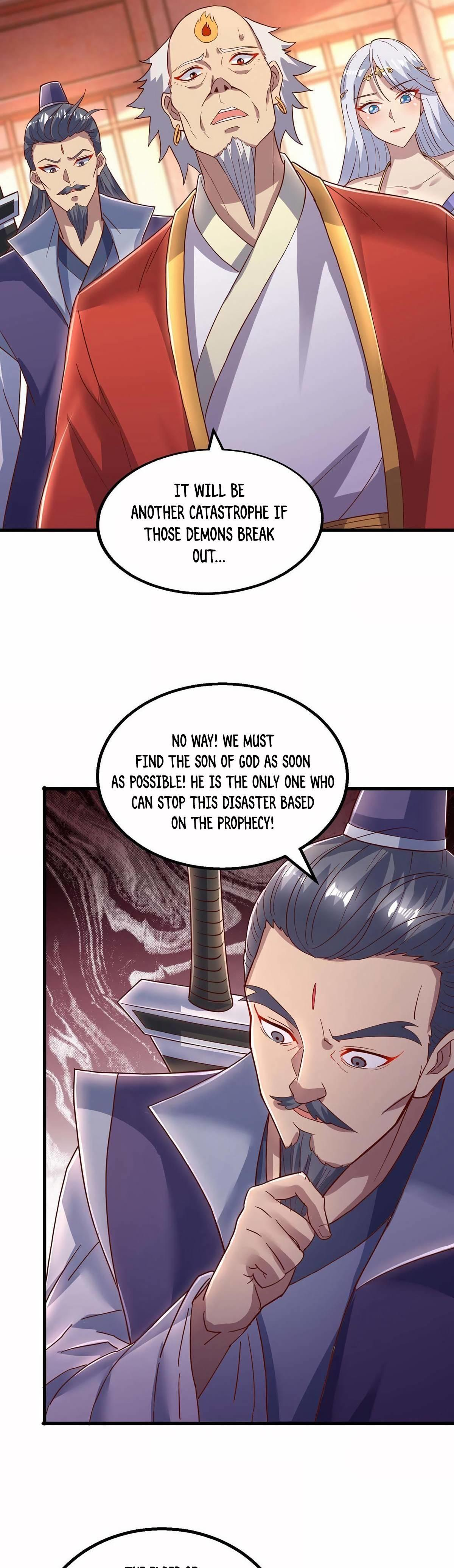 I Was Sealed 900 Million Times Chapter 28 page 3 - Mangakakalots.com