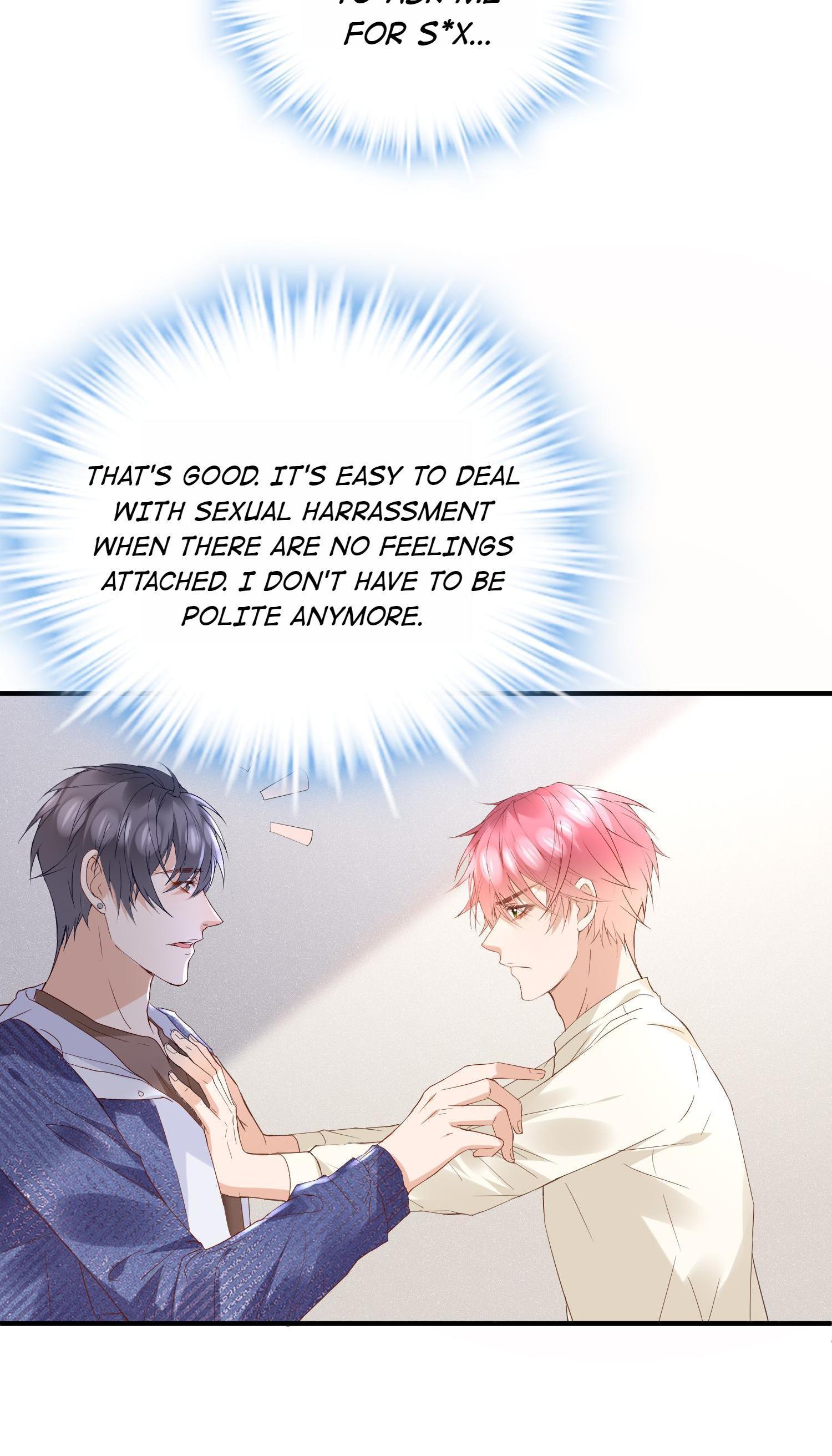 Rise To Stardom Chapter 37: No Thanks, I'm Straight! page 24 - Mangakakalots.com