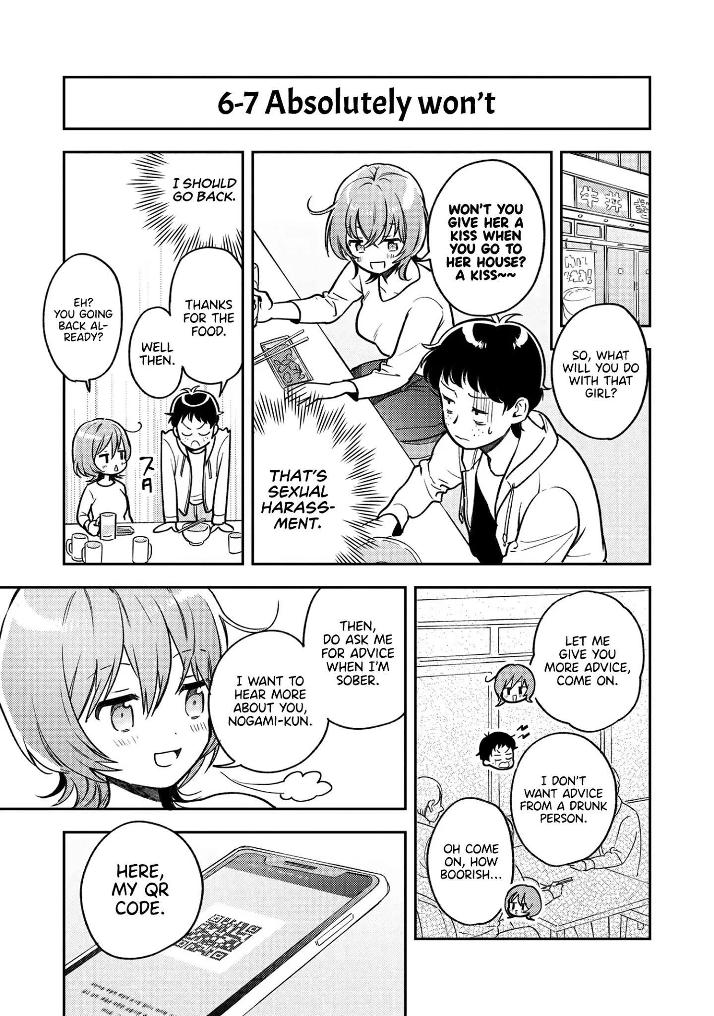 Houjou Urara No Renai Shousetsu O Kaki Nasai! Chapter 6 page 28 - Mangakakalots.com