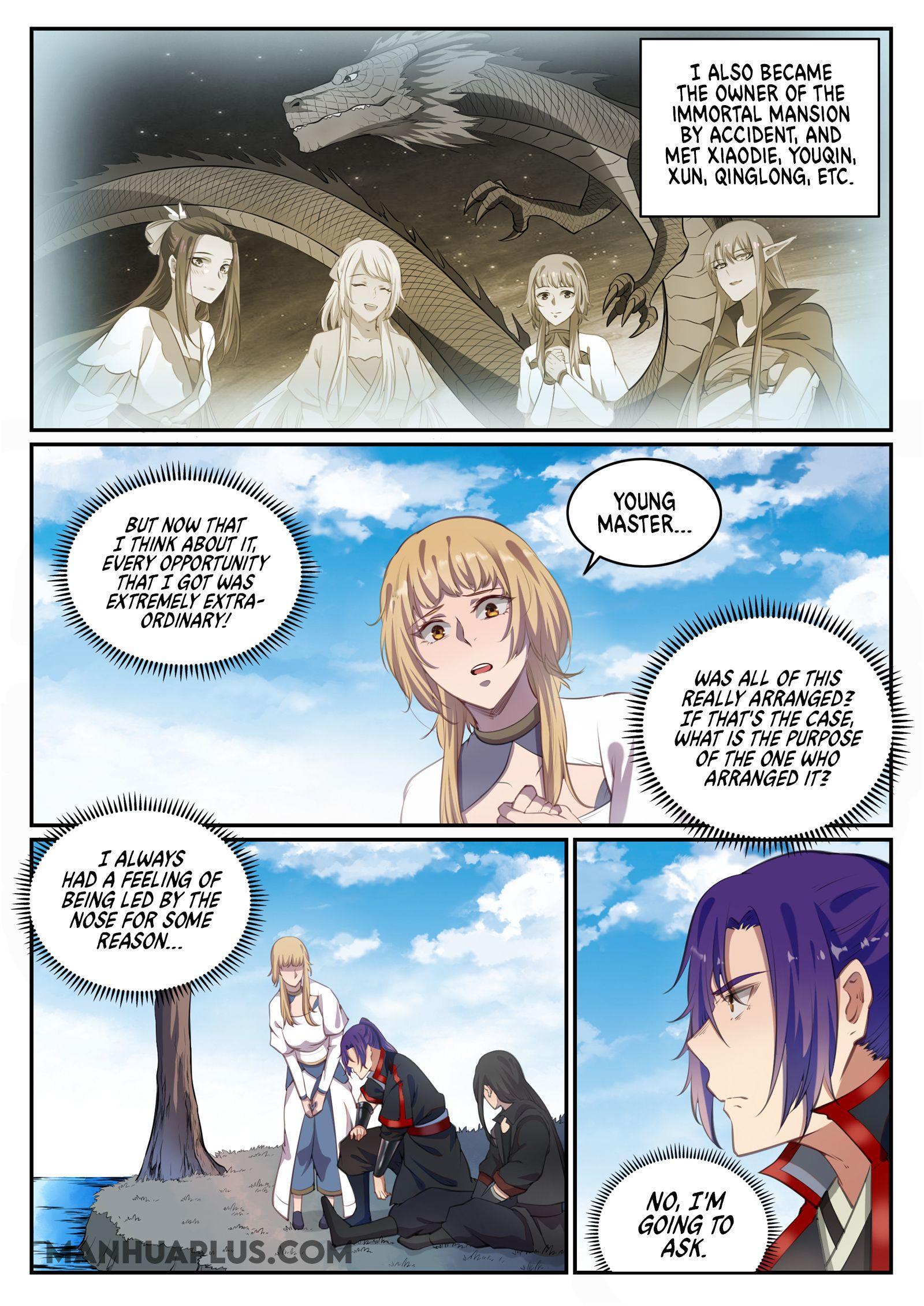 Apotheosis Chapter 701 page 11 - Mangakakalots.com