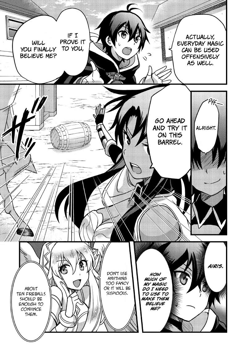 People Made Fun Of Me For Being Jobless But Its Not Bad At All Chapter 14 page 22 - Mangakakalots.com