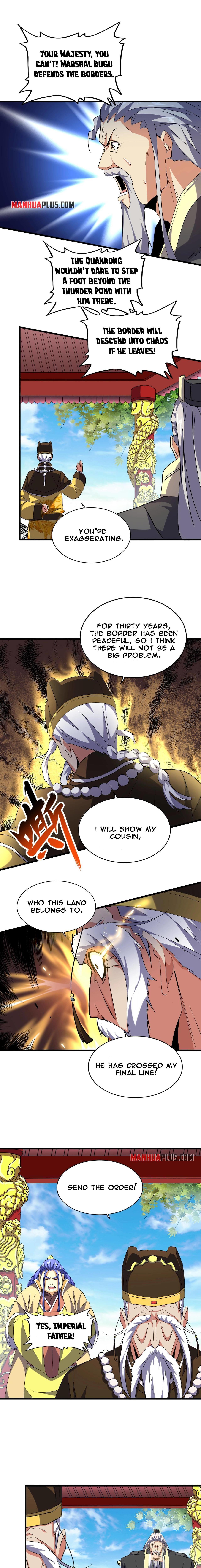Magic Emperor Chapter 207 page 10 - Mangakakalots.com