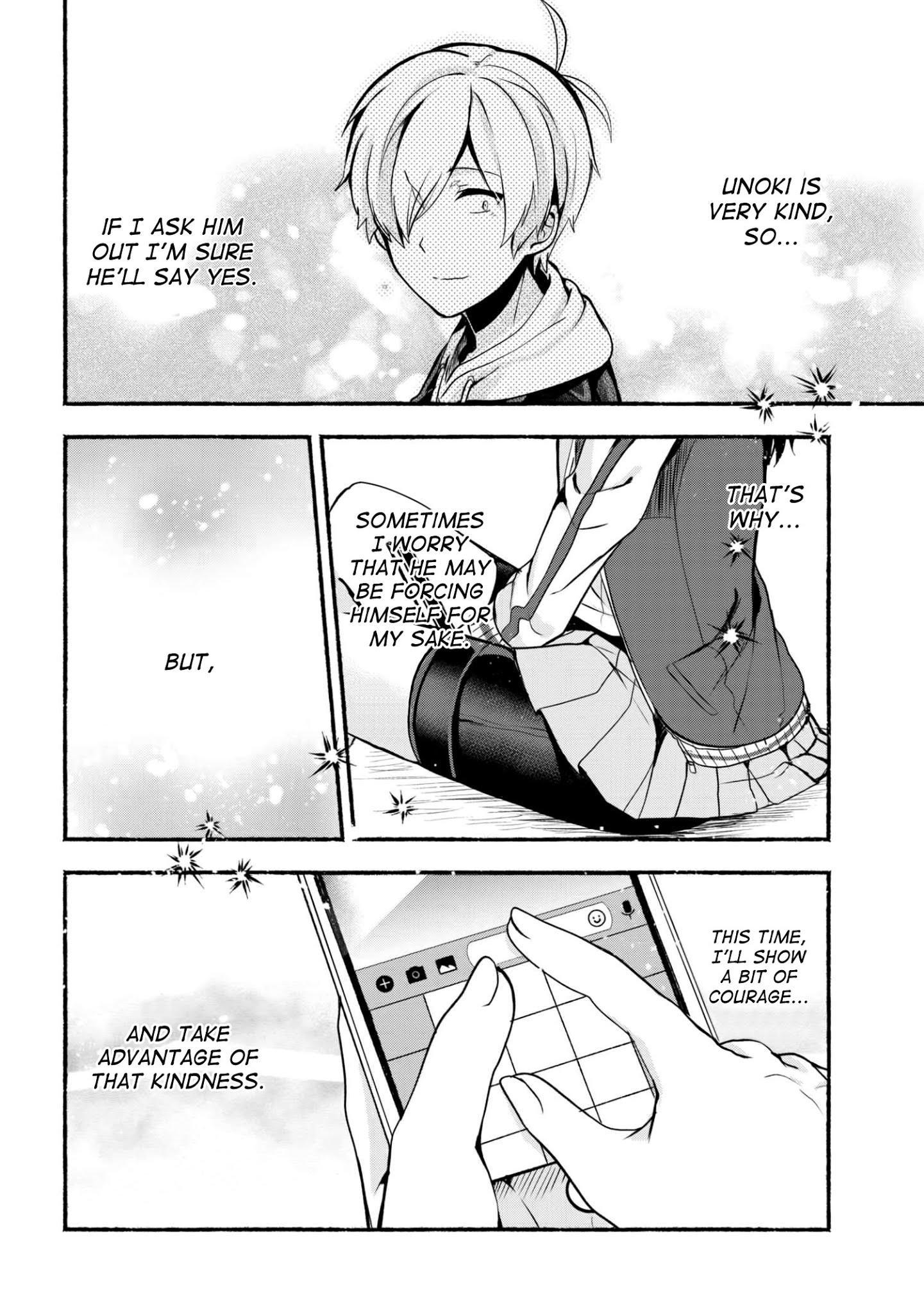 Pashiri Na Boku To Koi Suru Banchou-San Chapter 21 page 9 - Mangakakalots.com