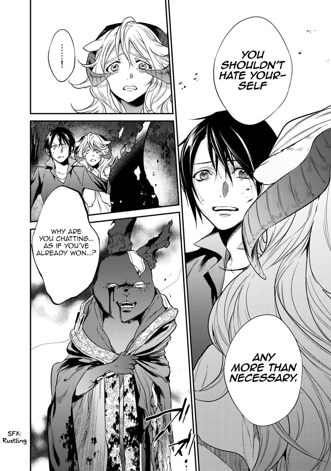 Reborn As A Barrier Master Chapter 21 page 16 - Mangakakalots.com