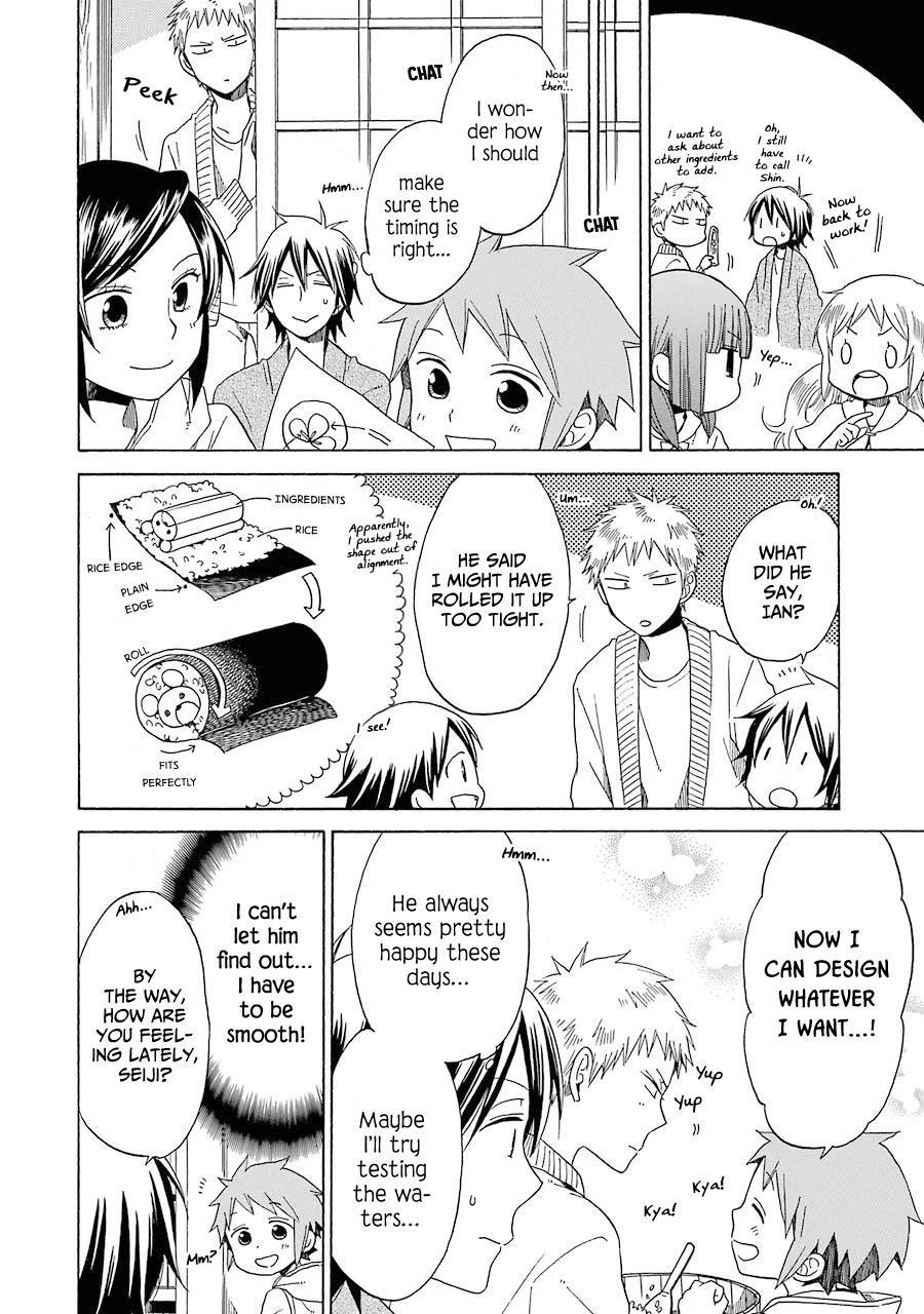 Hayachine! Chapter 33: Mediation page 15 - Mangakakalots.com