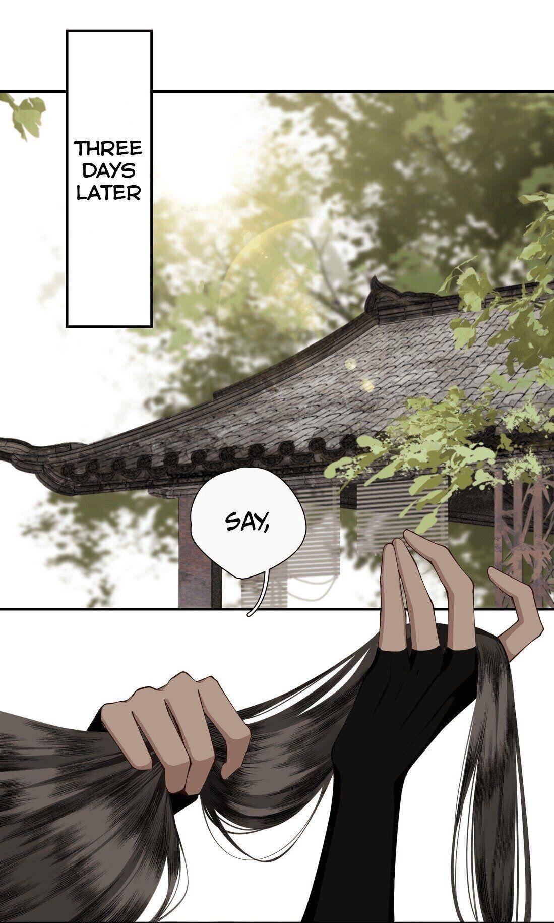I Accidentally Saved The Jianghu'S Enemy Chapter 2 page 3 - Mangakakalots.com