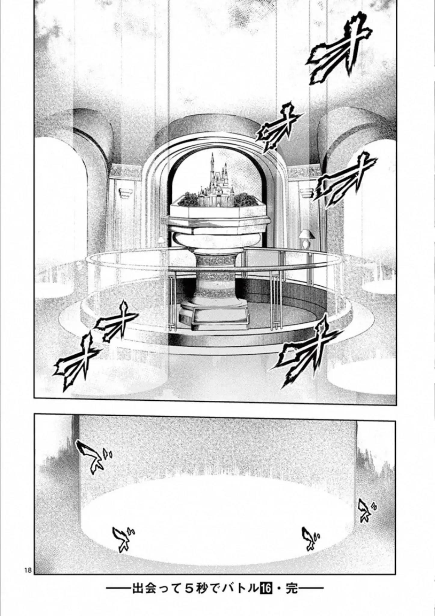 Deatte 5 Byou De Battle Chapter 143: To The Exit page 16 - Mangakakalots.com