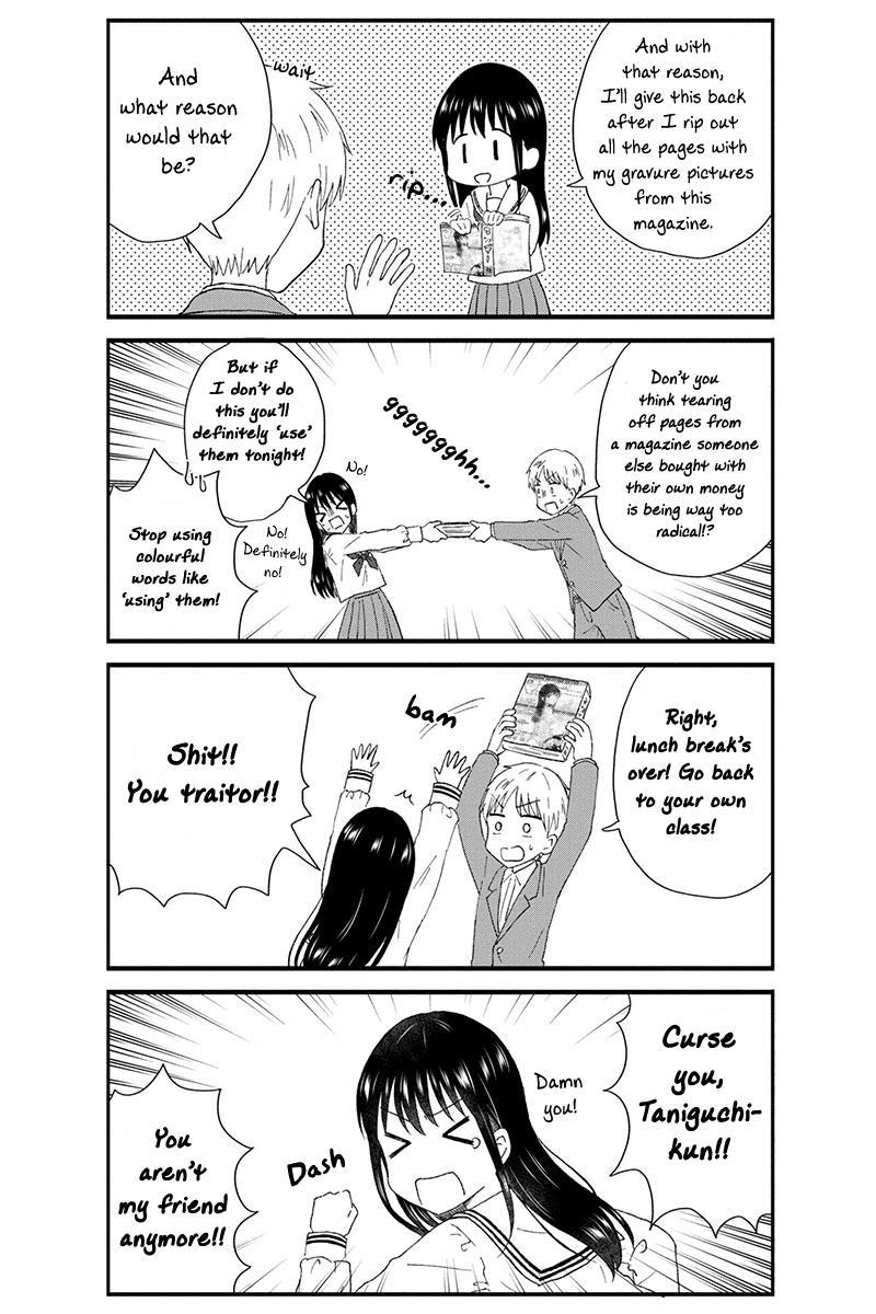 Kimoota, Idol Yarutteyo Vol.3 Chapter 41: Disgusting Otaku Can't Trust People Anymore page 8 - Mangakakalots.com
