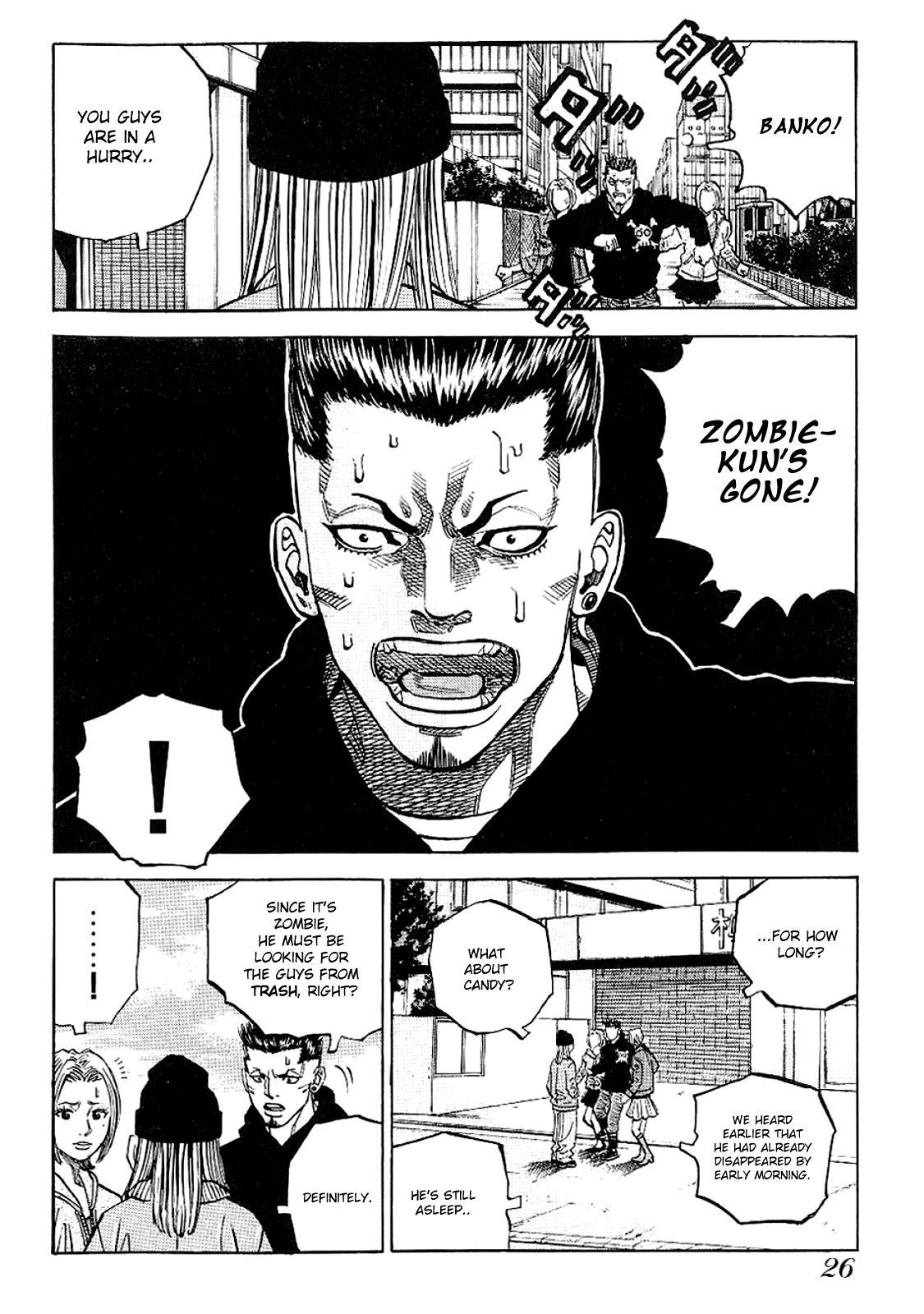 Gang King Vol.10 Chapter 71: Imagination page 23 - Mangakakalots.com