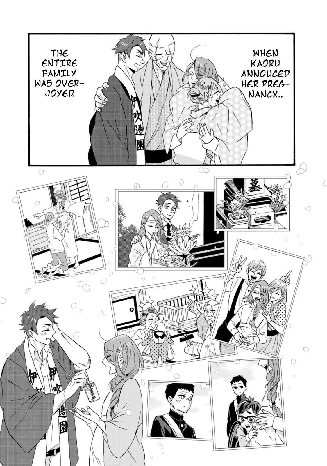 Will You Marry Me Again If You Are Reborn? Vol.2 Chapter 10: From Sunny To Cloudy To A Storm page 5 - Mangakakalots.com