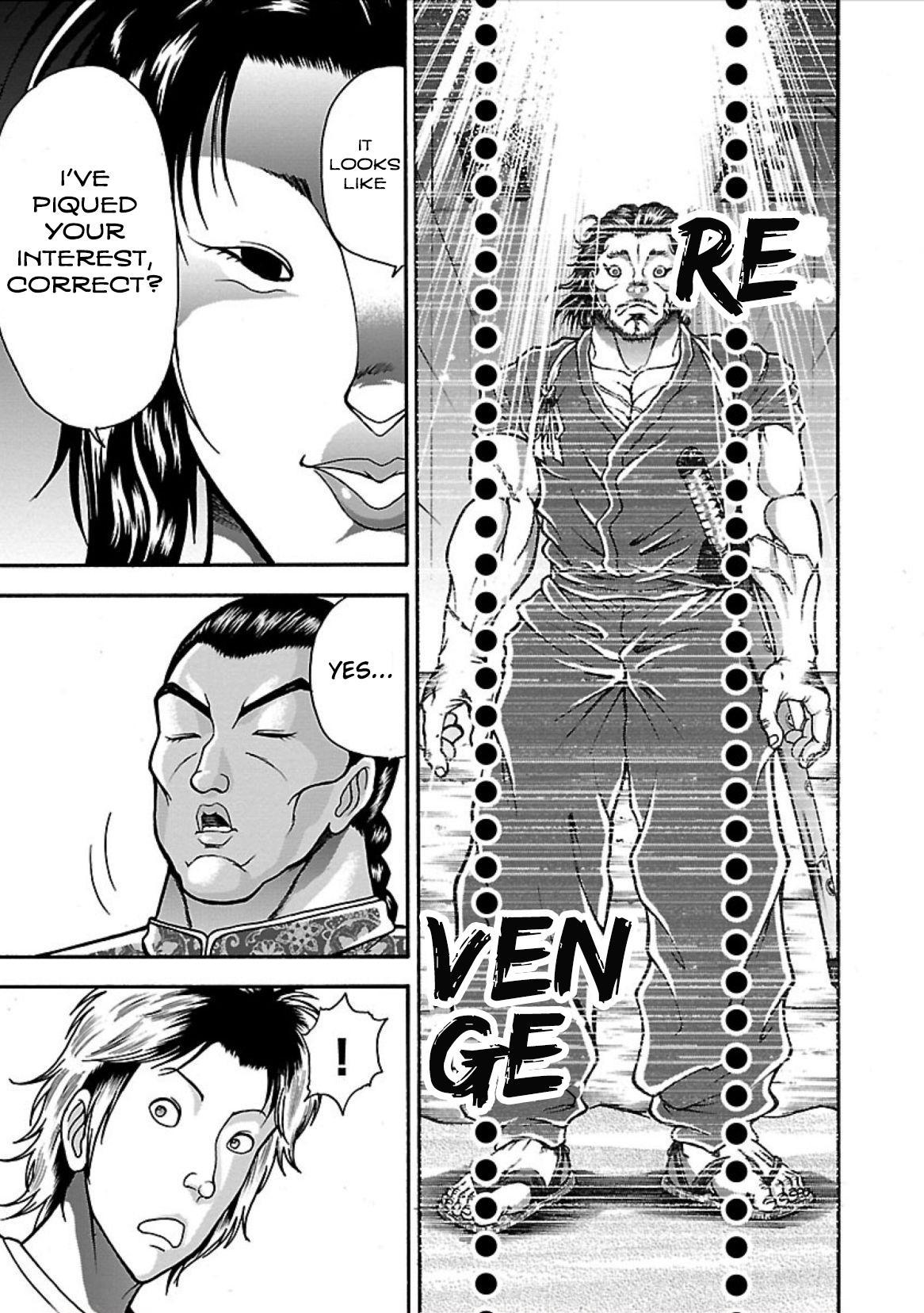 Baki Gaiden - Retsu Kaioh Isekai Tensei Shitemo Ikkō Kamawan! Vol.1 Chapter 8: Struggler page 14 - Mangakakalots.com