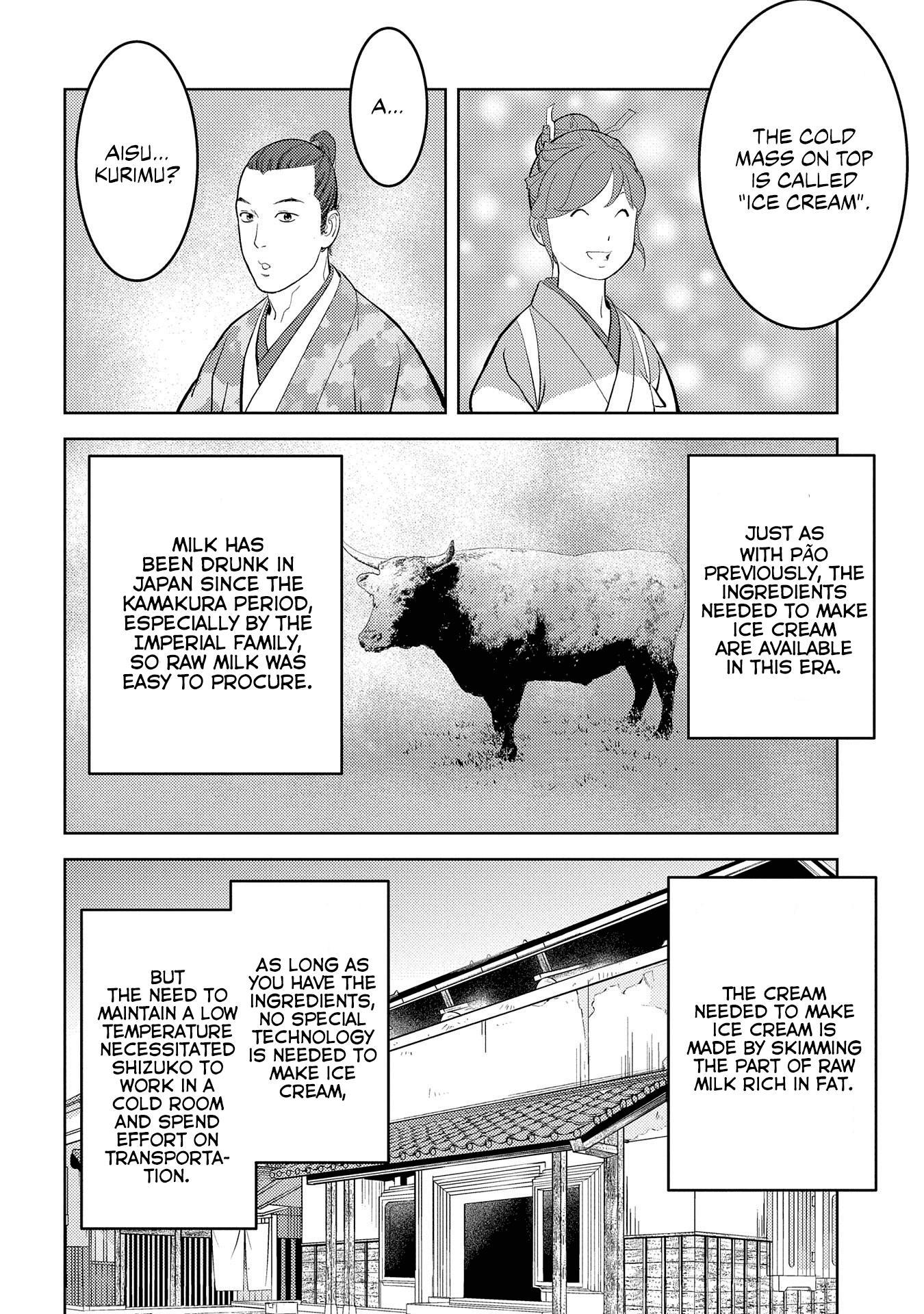 Sengoku Komachi Kurou Tan! Chapter 40 page 14 - Mangakakalots.com