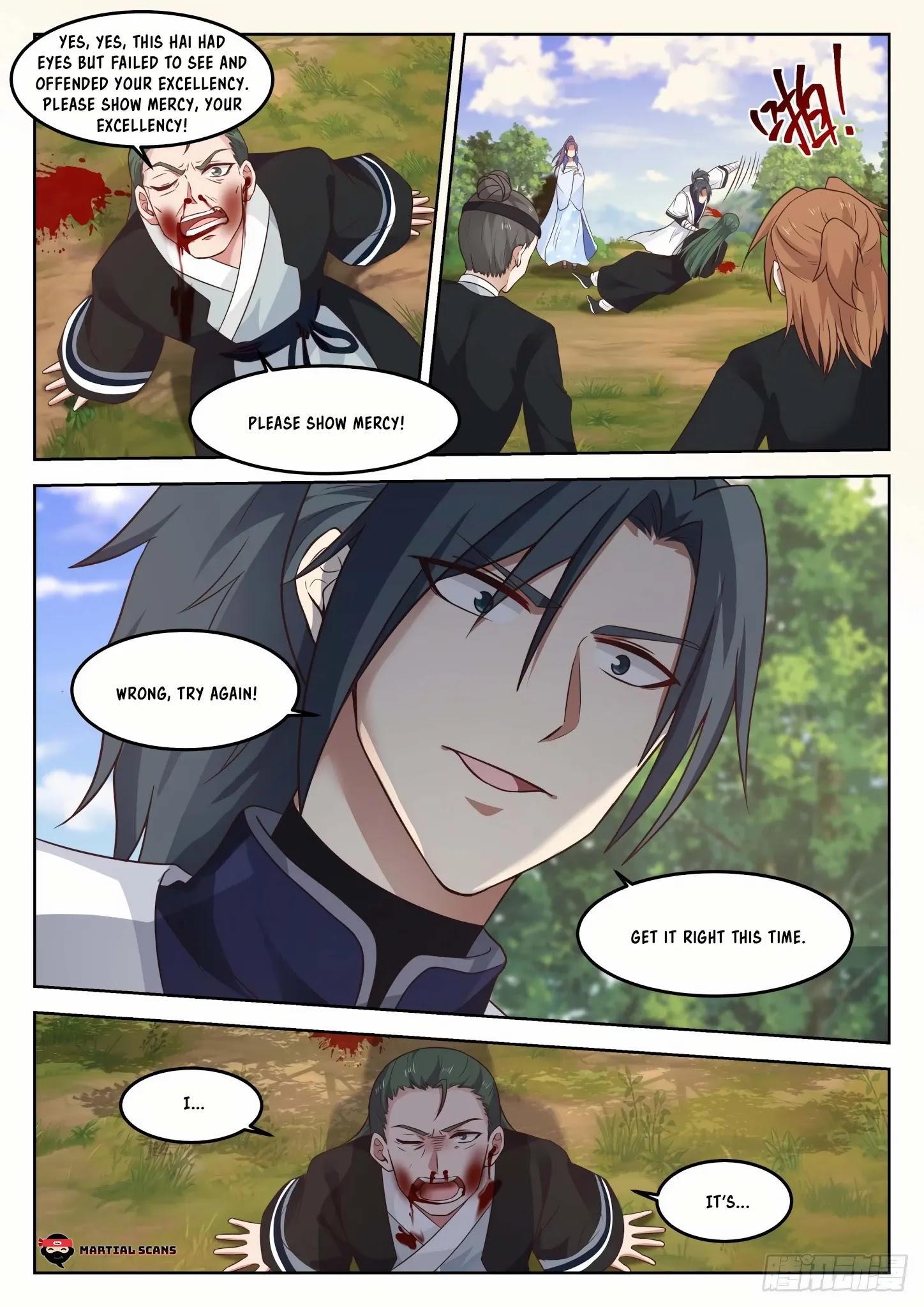 Martial Peak Chapter 1263: Had Eyes But Failed To See page 10 - Mangakakalots.com