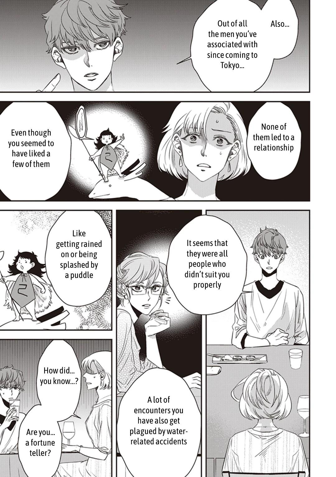 Midnight Occult Civil Servants Chapter 43: The Water God's Son-In-Law (Part 2) page 15 - Mangakakalots.com