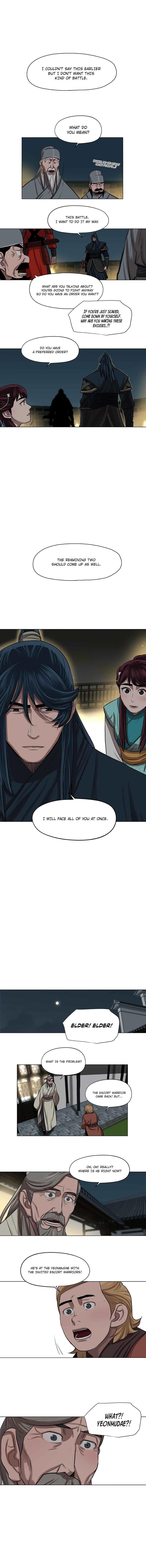 Escort Warrior Chapter 25 page 3 - Mangakakalots.com