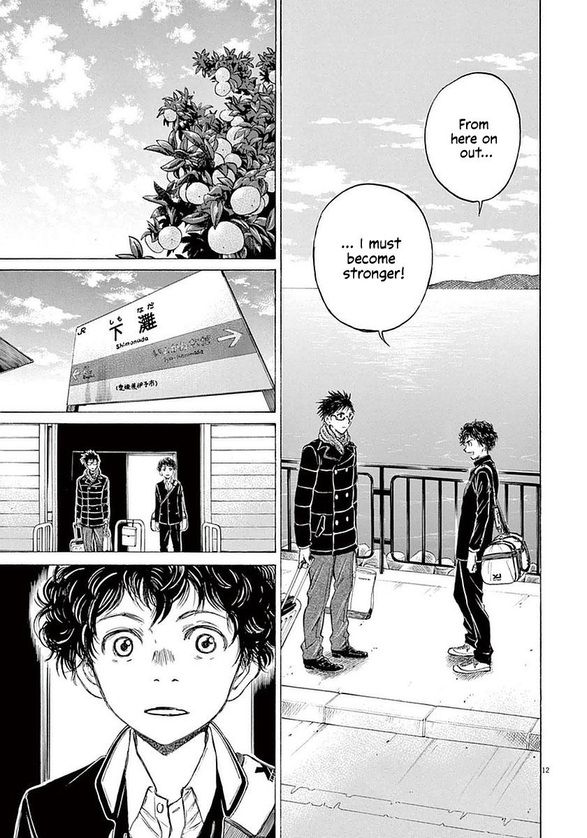 Ao Ashi Vol.3 Chapter 21: Orange-Coloured Scenery (Part 2) page 12 - Mangakakalots.com