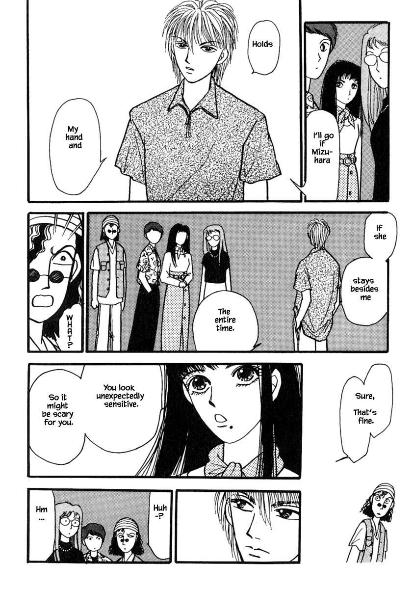 Shi To Kanojo To Boku Chapter 14.2 page 15 - Mangakakalots.com