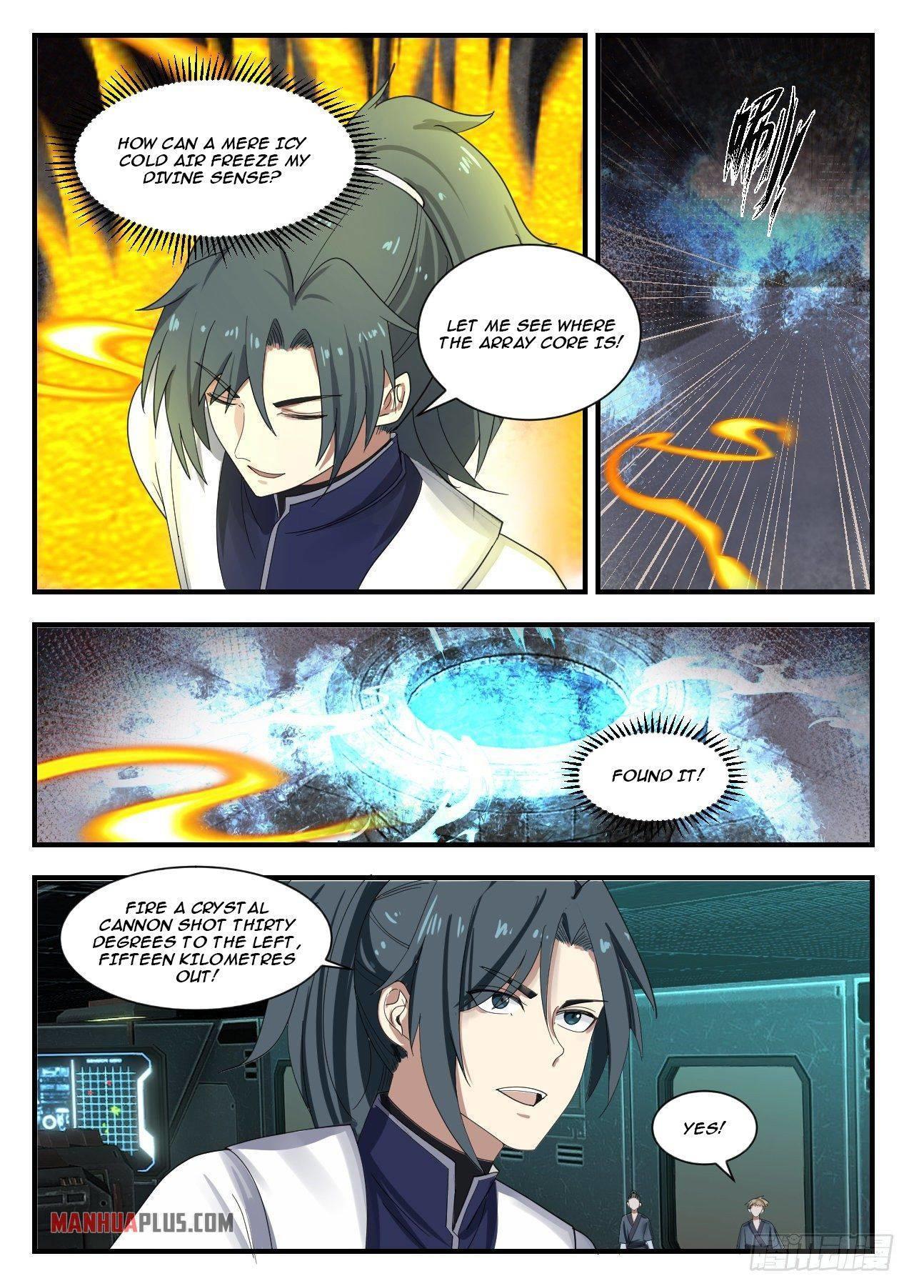 Martial Peak Chapter 1346 page 8 - Mangakakalots.com