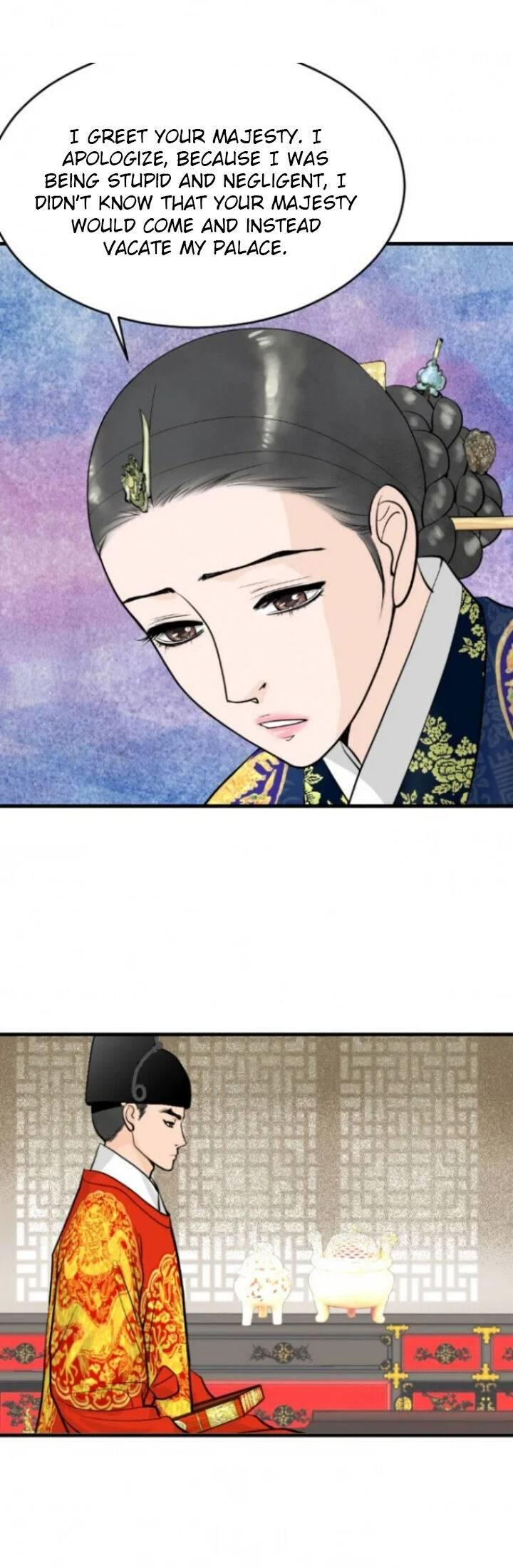 The Queen Of Flowers Chapter 16 page 28 - Mangakakalots.com