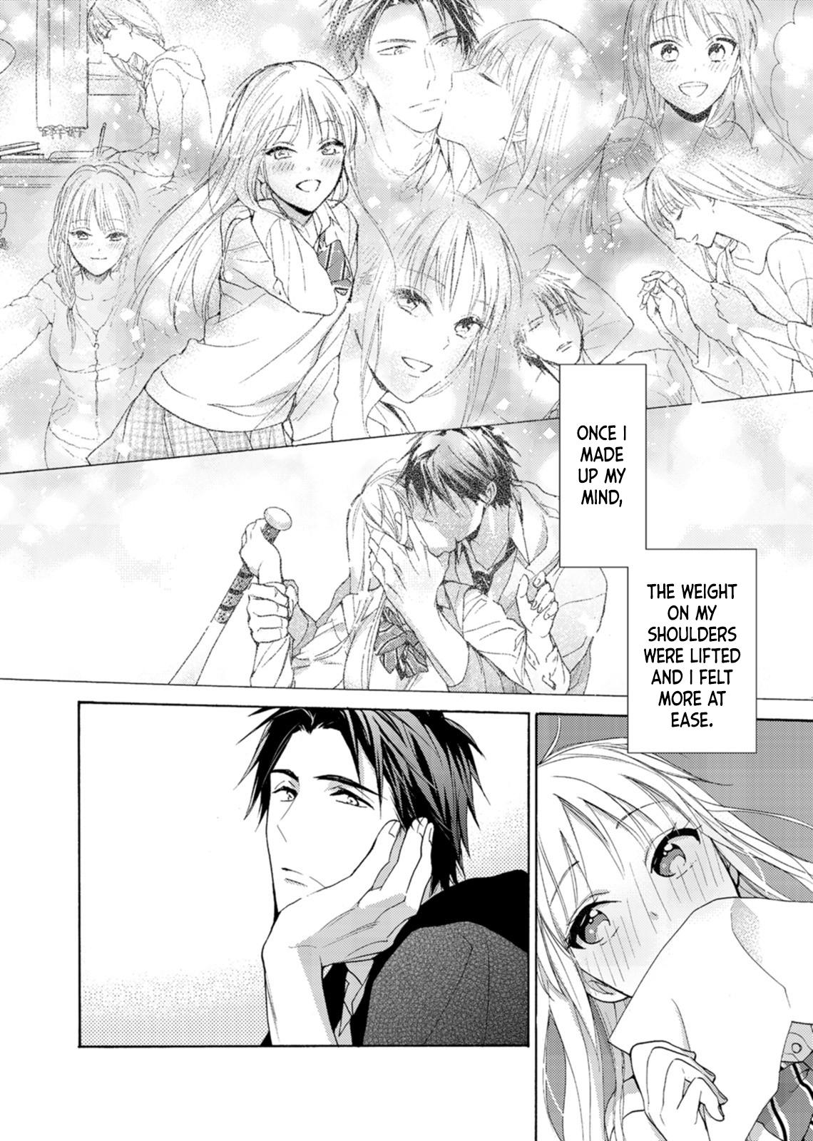 Mitsunaga Ougo Is Trying To Control Himself Vol.1 Chapter 1: Chapter 1 page 8 - Mangakakalots.com