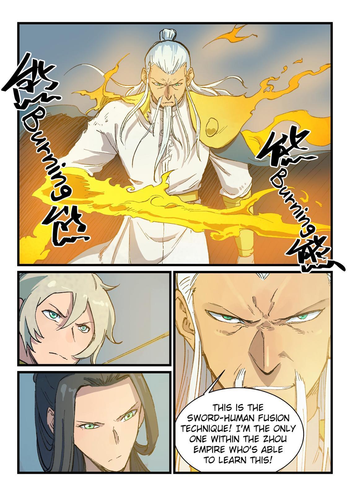 Star Martial God Technique Chapter 406 page 4 - Mangakakalots.com