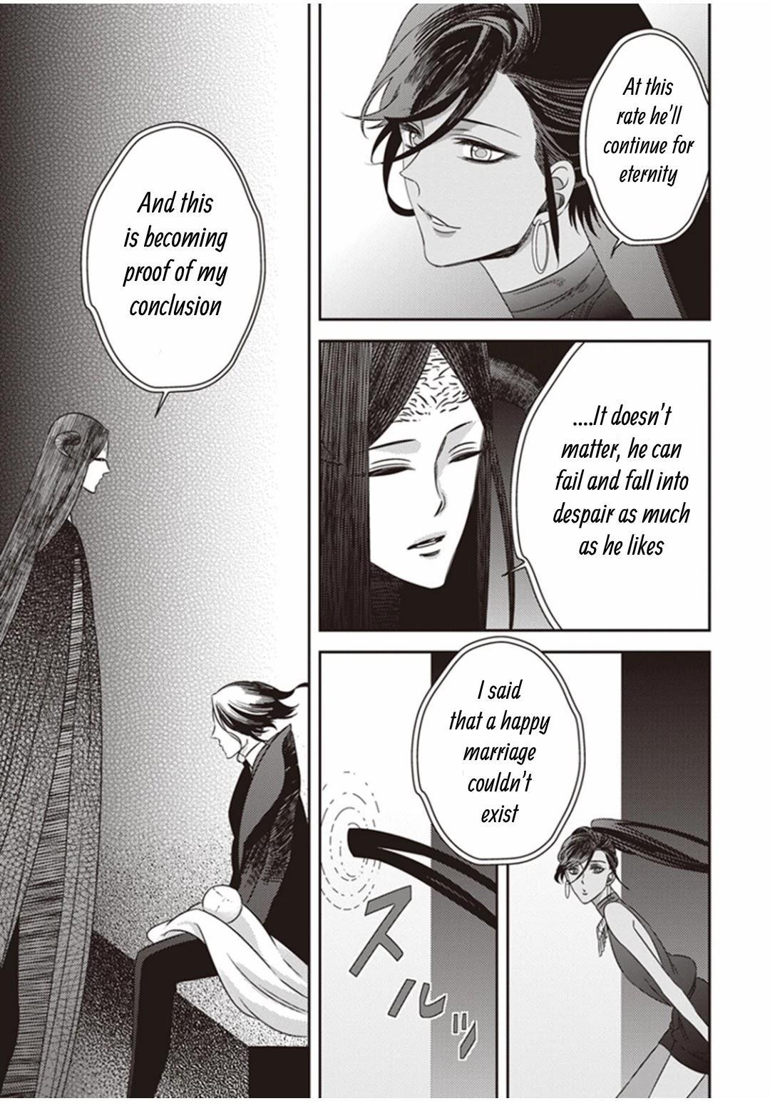 Midnight Occult Civil Servants Chapter 11.2: Demon And Sense Of Loss (Part 4) page 20 - Mangakakalots.com